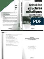 Calcul des structures métalliques selon l_Eurocode 3