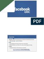 FacebookDevDayatGDC