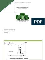 Principios de Funcionamiento de Los Instrumentos de Medida