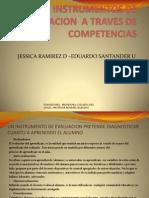 Instrumentos de Evaluacion a Traves de Competencias