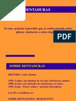 6.- SOBREDENTADURA