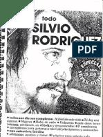 Silvio Rodriguez - Cancionero Escaneado Revista La Bicicleta (1984) - Con Acordes Y Diagramas
