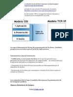 Capa 6 OSI - Capa de Presentación