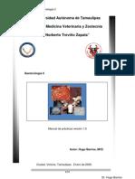 Manual de prácticas bacteriología II FMVZ UAT - 2 _Gabriel Aguirre_