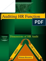Hr Audit My one