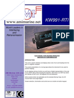 Data Sheet KW991 RTI Iss02