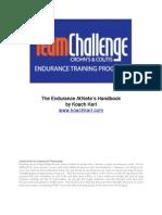 Coach Karl's Team Challenge Handbook