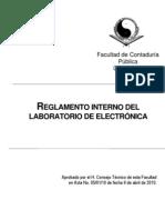 to Interno Lab Oratorio de Electronic A