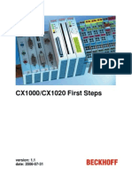 CX1000 First Steps En