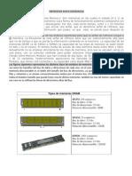 Memoria RAM estática y dinamica