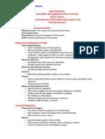 Nursing - Health Assessment