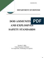 DoD Am Mu Nation and Explosive Safety
