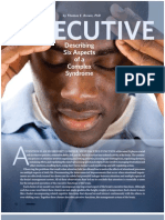Executive Functioning, by Dr. Thomas Brown
