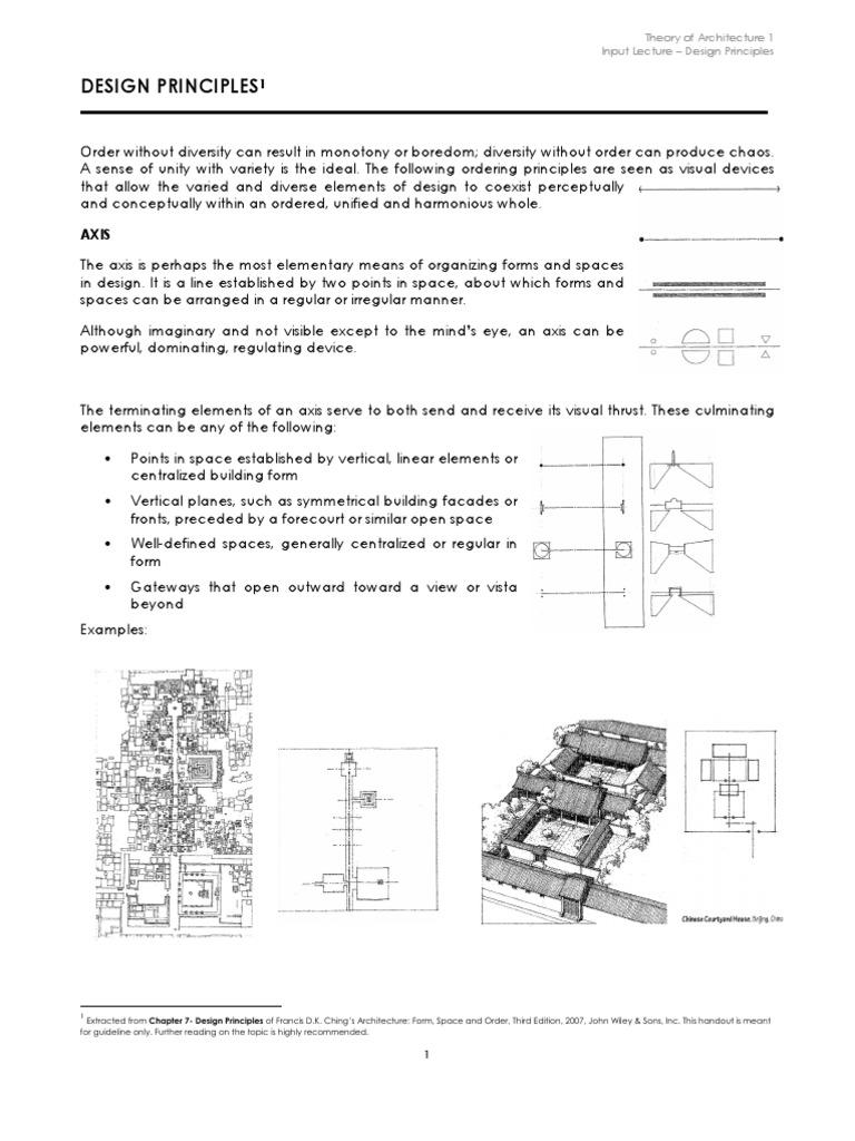 TOA1 - 07 Design Principles | Composition (Visual Arts