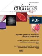 revista genomicas