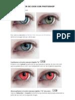 Cambiar Color de Ojos Con Photoshop Cs3