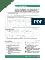 brad snyder post gdc resume