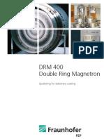 DRM-Double Ring Magnetron en Net
