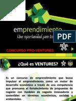 Pro Ventures Concurso