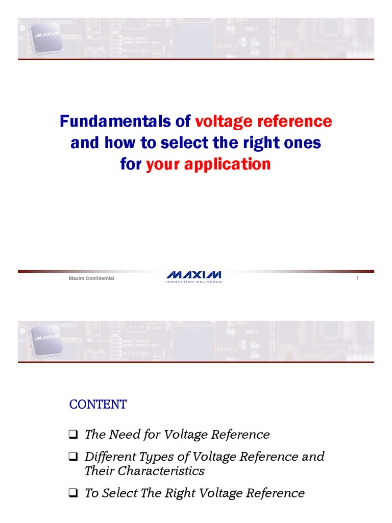 Fundamentals Of Voltage References 9302009 Manufactured Goods Battery Tester Circuit Schematic Eeweb Community Computer Engineering