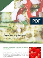 Exquisito Vegetariano eBook