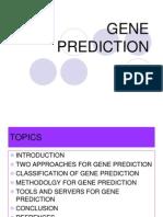 Gene Prediction Ppt