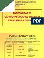 2.-Enfermedades Cardio en Chile