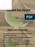 Oil and Gas Sector New