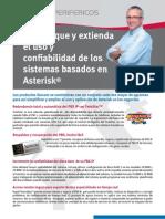 Xorcom Peripherals Brochure (Espanol)