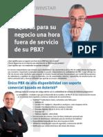 Xorcom Twinstar Brochure (Espanol)