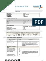 E1 Technical Data Sheet _short