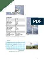 ZuS Vertical Axis Wind Turbine Specification VAWT 2kW - 5kW