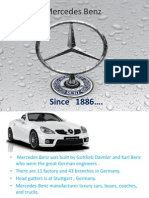 Mercedes Benz Ppt ,,,,,