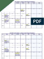 L2 Calendar Blr-Feb12