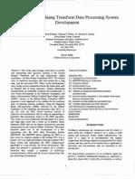 [2001] [Kizhner, Semion] [on the Hilbert-Huang Transform Data Processing System Development]