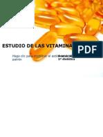 Estudio de Las Vitaminas