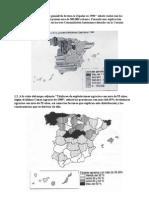 Comentario mapas agricultura y ganadería