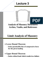 Analysis of Masonry Structures