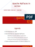JSF and Apache MyFaces in Action