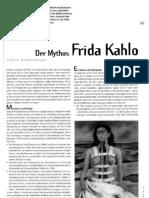 Der Mythos Frida Kahlo