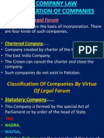 2 Classification of COMPANY