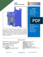 Sensocon Series211 Datasheet
