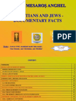 Christians and Jews Documentary Facts 2012 Ppt