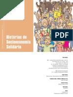Historias Da Socioeconomia Livro