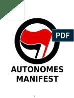 Autonomes Manifest