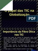 O papel das TIC na Globalização