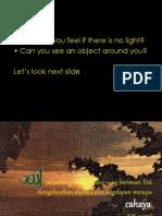 Light tugas fisika