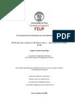 RCM APLICAÇÃO CASE STUDY