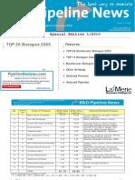 Top 20 Biologics 2009 Rd Pipeline News