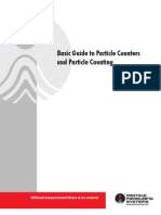 Basic Guide to Particle & Particle Counting